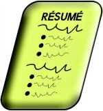 Resume format and presentation is critical