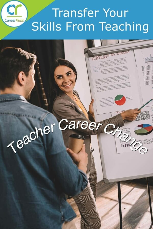Your teacher career change begins with a session with your mentor
