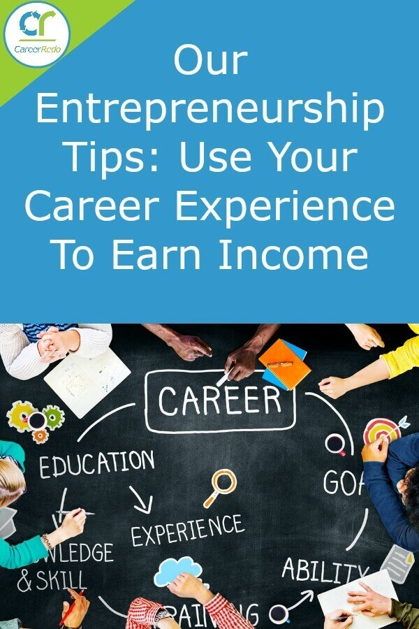 Best entrepreneurship tips - Become a Mentor at Career Redo and earn income