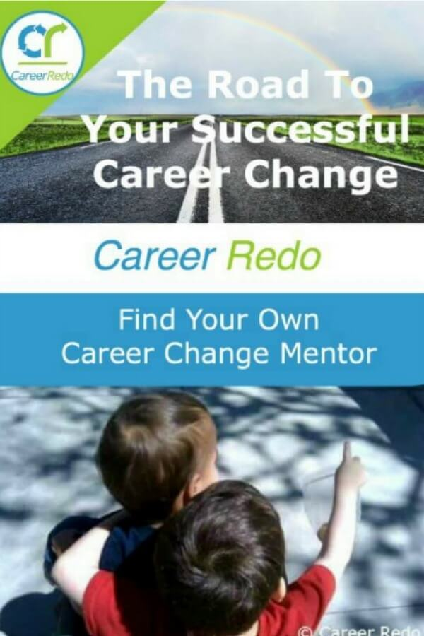 Career change can succeed with the help of a Mentor