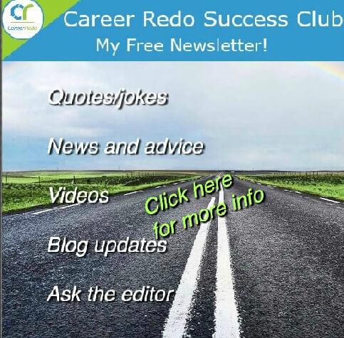 Career Redo Success Club Newsletter