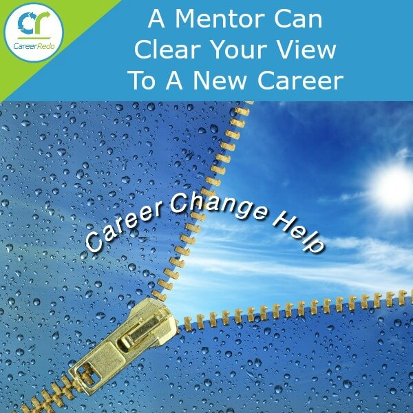 Get career change help with your own Mentor