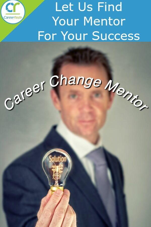 Reserve your career change mentor right here.