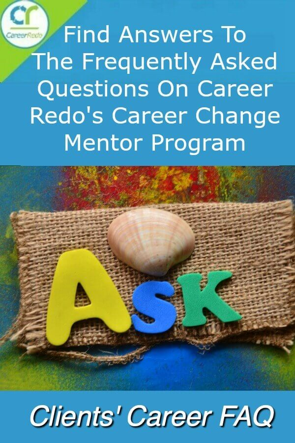 Our clients' career faq are answered here.