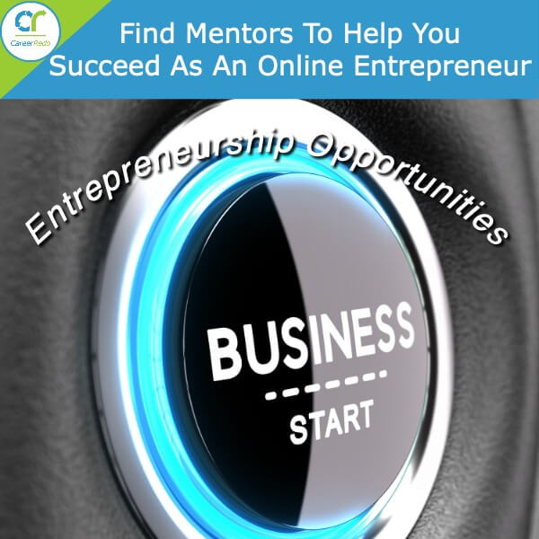 Find entrepreneurship opportunities that match your skills and desires